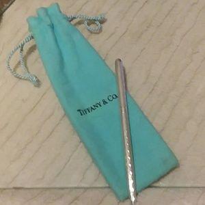 Sterling Silver Tiffany & Co. Pen